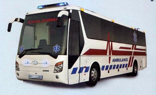 اتوبوس آمبولانس 3