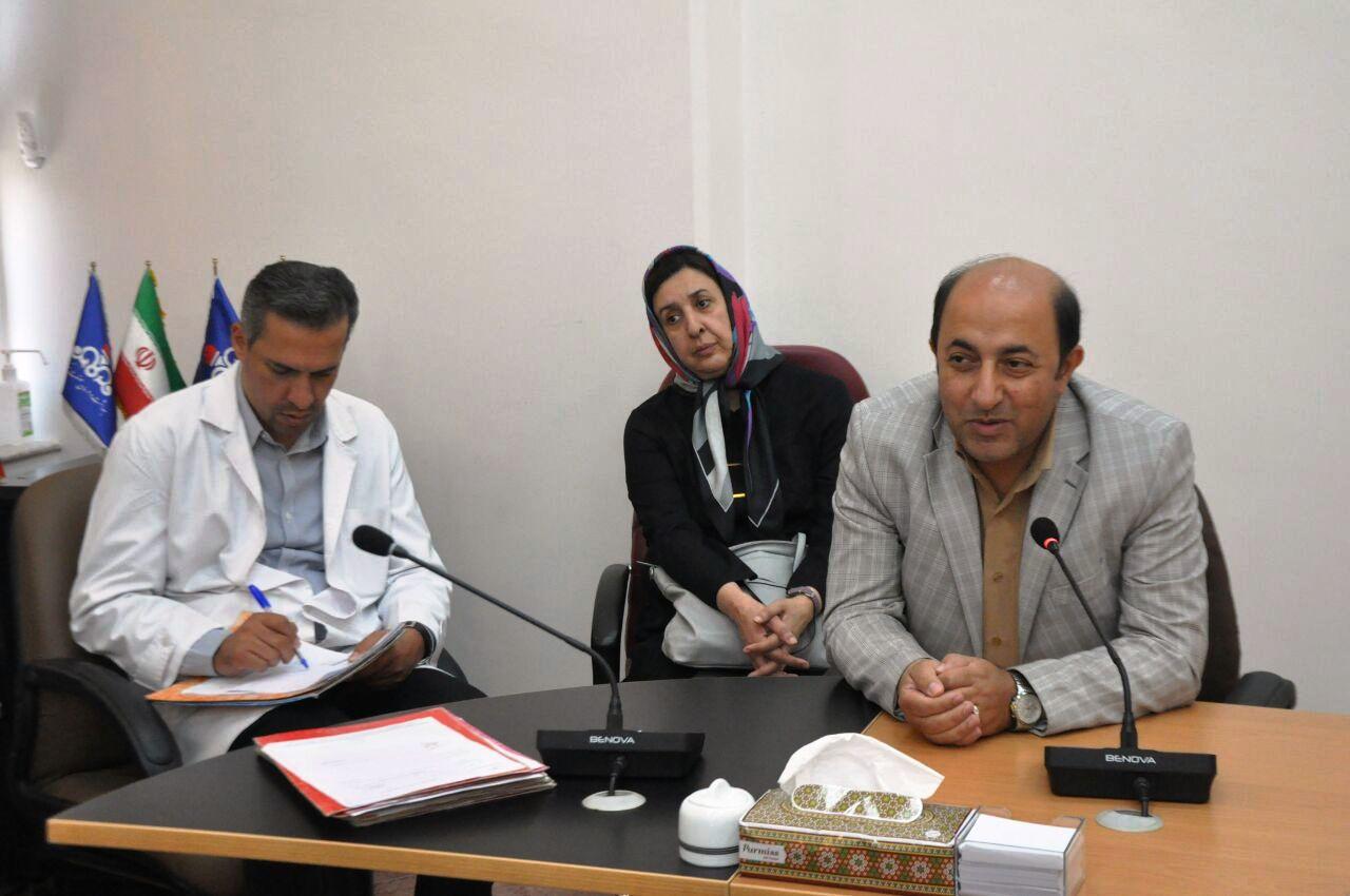 رییس جدید شورای عالی پزشکی سازمان 9