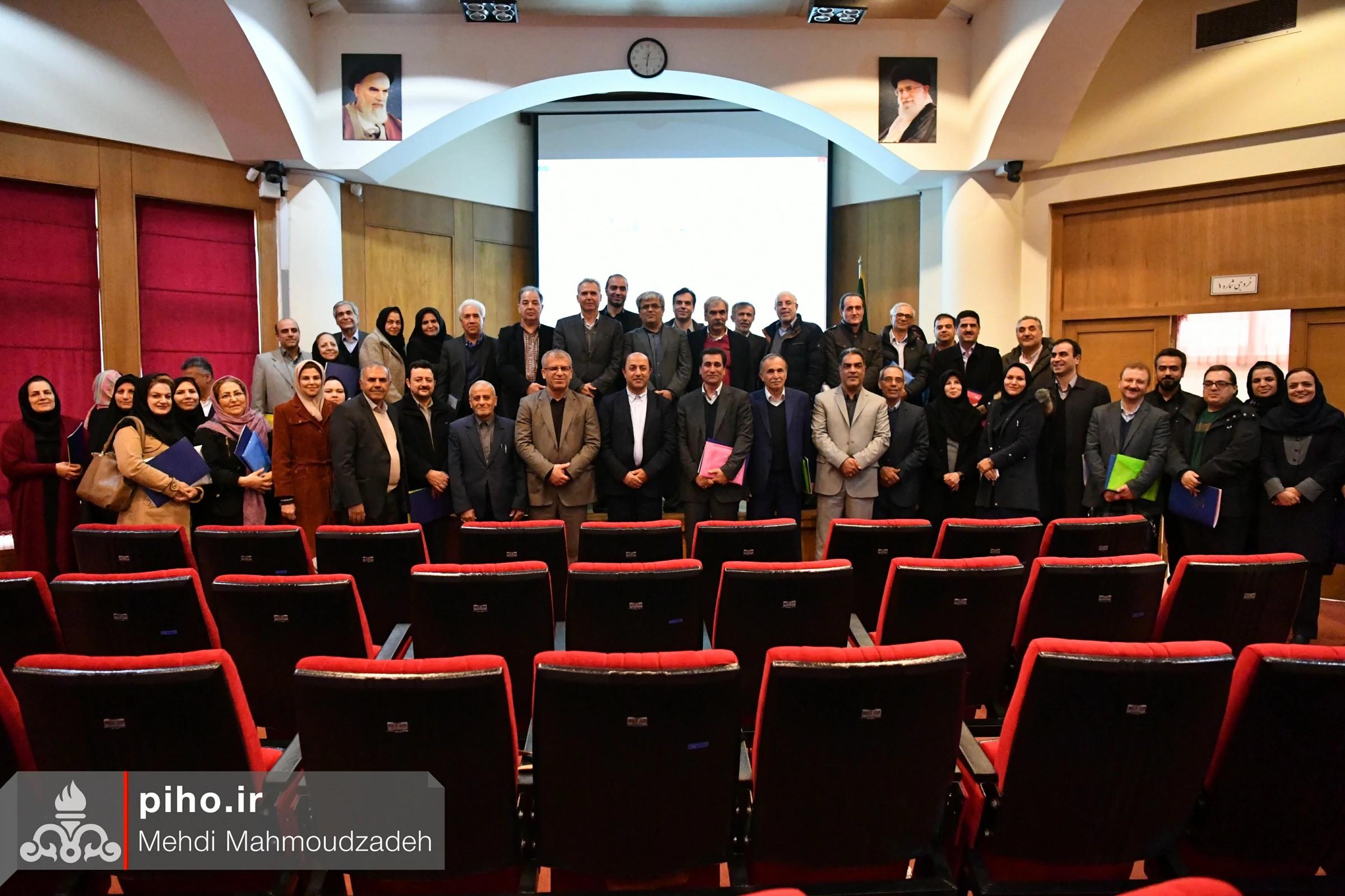 گردهمایی تاریخ پزشکی در صنعت نفت 19