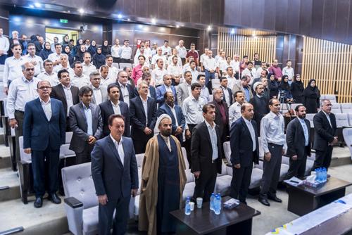 تودیع و معارفه بوشهر 1