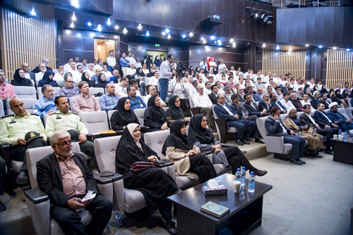 تودیع و معارفه بوشهر 3